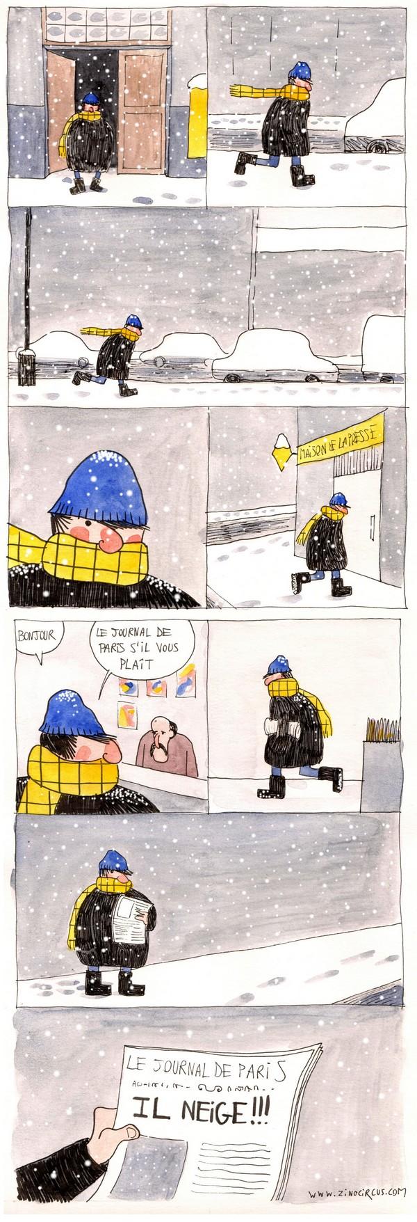 Normalement, une bande dessinée à prétentions humoristique devrait s'afficher à cet endroit.